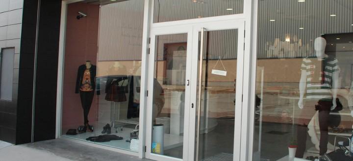CRISTALERIA GIMENO servicios instalaciones comerciales